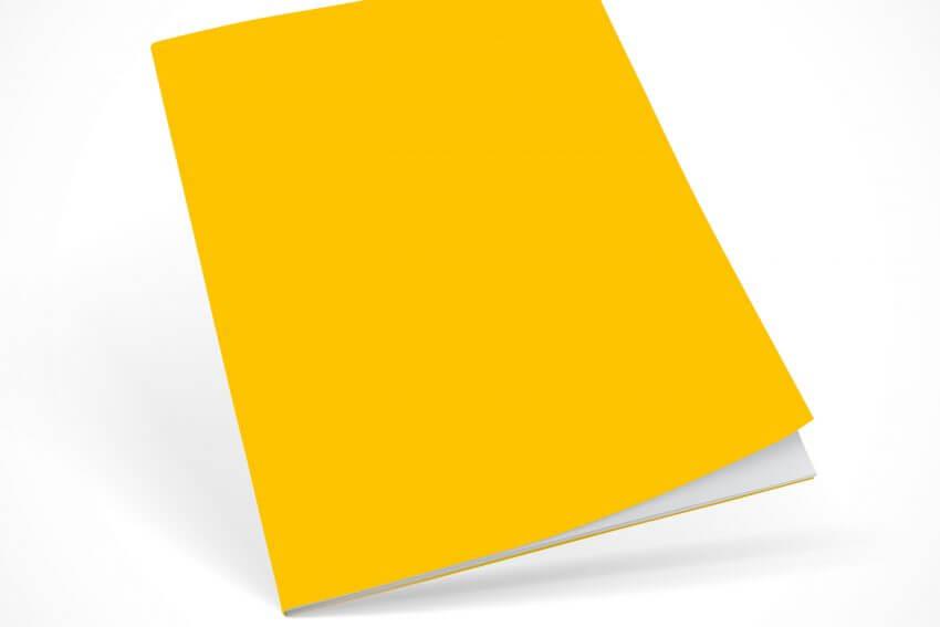 Broschüre Pfitzer Druckerei Stuttgart - Offset und Digitaldruck, Logistik
