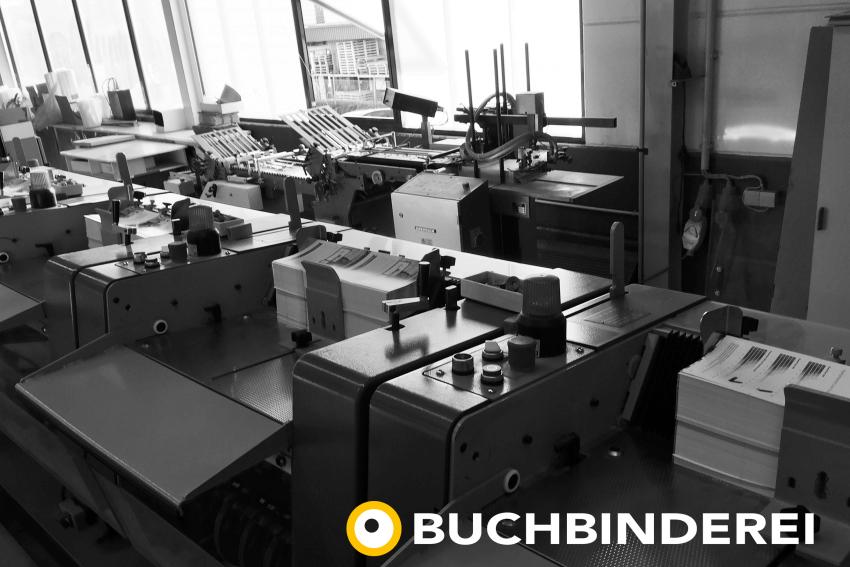 Pfitzer Druckerei Stuttgart - Offset und Digitaldruck, Logistik