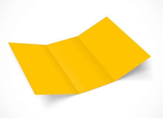 Falzflyer Pfitzer Druckerei Stuttgart - Offset und Digitaldruck, Logistik
